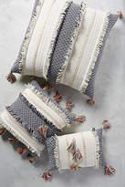 Anthropologie Tasseled Retrograde Floor Pillow