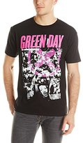 Bravado Men's Green Day History T-Shirt