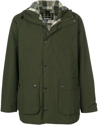 Barbour Sl Beadle hooded casual jacket