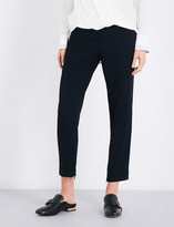 Rag & Bone Willoughby tapered crepe trousers
