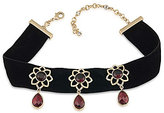 Carolee The Big Apple Statement Choker Necklace