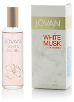 Jovan White Musk By For Women, Cologne Spray, 3.25-Ounce Bottle