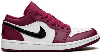 Jordan Air 1 low noble red
