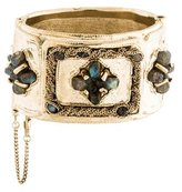 Chanel Labradorite CC Cuff