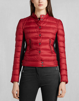 Belstaff Silverthorn Down Jacket Racing Red