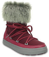 Crocs Womens LodgePoint Lace Boot
