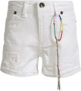 Lucky Brand Riley Rip and Repair Denim Shorts (For Big Girls)