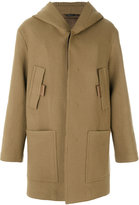 Jil Sander hooded coat