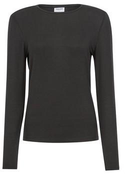 Dorothy Perkins Womens Vero Moda Black Long Sleeve T