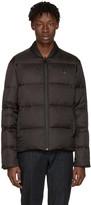 Fendi Reversible Black Down Quilted Jacket
