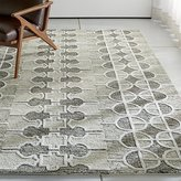 Crate & Barrel Abbey Wool-Blend Rug