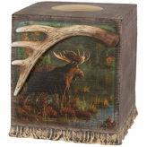 Asstd National Brand Back Bay Moose Tissue Box Cover