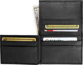 Royce Leather Men's Flip Credit Card Wallet 112-5
