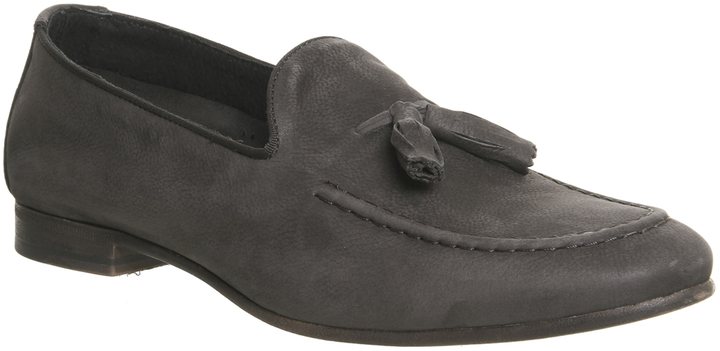 Ask the Missus Feather Tassel Loafers