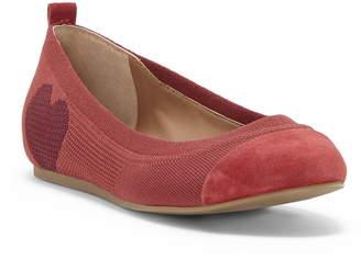 ED Ellen Degeneres Lilli Knit Ballet Flat