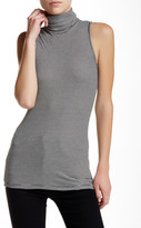 Bobeau Sleeveless Turtleneck
