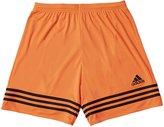 adidas shorts ENTRADA 14 Orange-White size S
