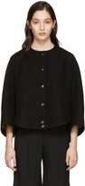 Chloé Black Cropped Jacket