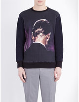 Undercover Photo-print Cotton-jersey Sweatshirt