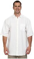 Tommy Bahama Big & Tall New S/S Sea Glass Breezer Camp Shirt