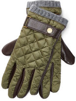 Polo Ralph Lauren Diamond-Quilted Field Gloves