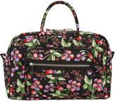 Vera Bradley Iconic Compact Extra-Large Weekender Travel Bag