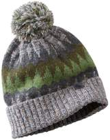 L.L. Bean Powder Pom Hat