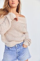 Kimchi & Blue Kimchi Blue Kelli Off-The-Shoulder Sweater