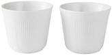 Royal Copenhagen Elements Cups (Set of 2)