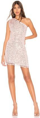 h:ours Hanna Mini Dress