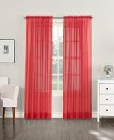 """Lichtenberg No. 918 Sheer Voile 59"""" x 63"""" Curtain Panel"""