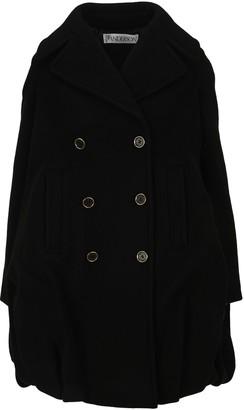 J.W.Anderson Drape Back Coat