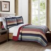 Bed Bath & Beyond Brooklyn Loom Lake Stripe Yarn Dye Full/Queen Quilt