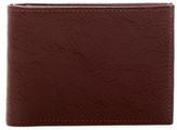 Boconi Boris Slimster Leather Wallet