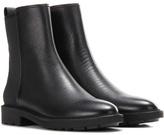 Salvatore Ferragamo Fazio Leather Boots