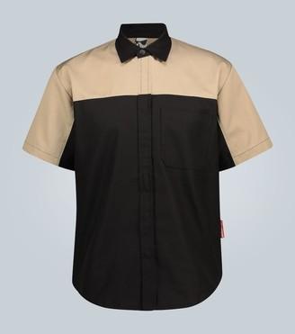 GR10K Klopman Tune overshirt