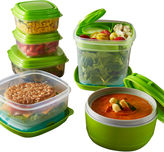 Fit & Fresh FIT AND FRESH Fresh Selects 17-pc. Container Set