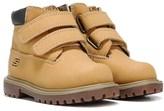 Skechers Kids' Mecca Brazenly Velcro Boot Toddler/Preschool