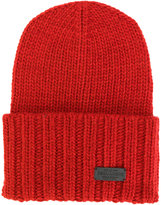 DSQUARED2 ribbed knitted hat - men - Acrylic/Wool/Alpaca - One Size