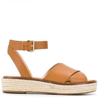 MICHAEL Michael Kors buckle sandlas