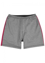 Dsquared2 Grey Neoprene Shorts
