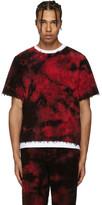 Haal SSENSE Exclusive Red Sun T-Shirt
