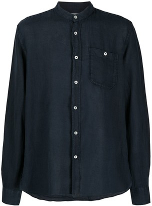 Woolrich Flared Long-Sleeve Shirt