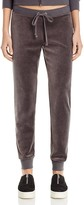 Juicy Couture Black Label Zuma Velour Jogger Pants - 100% Bloomingdale's Exclusive