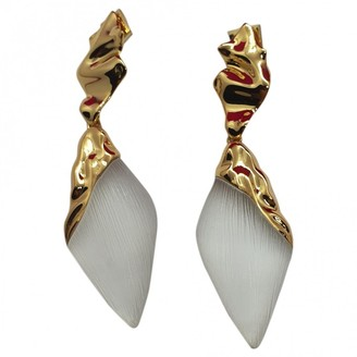 Alexis Bittar Gold Gold plated Earrings