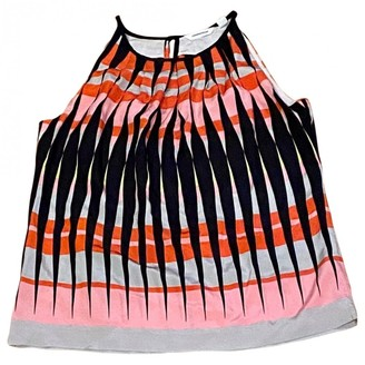 Country Road Multicolour Silk Top for Women