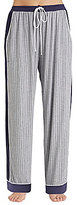 DKNY Striped Jersey Sleep Pants