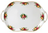 Royal Albert Old Country Roses Handled Serving Platter