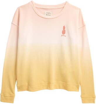 Billabong Kids' Block Talk Ombre Sweatshirt