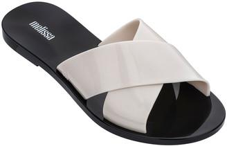 Melissa Shoes Essential Rubber Slide Sandals